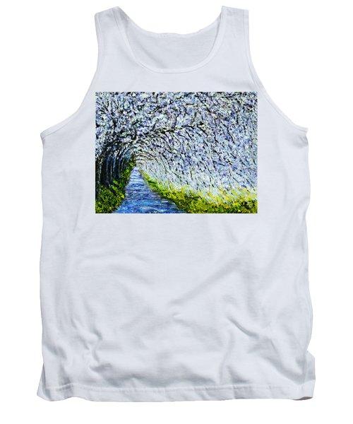 Flowering Tree Lane Tank Top