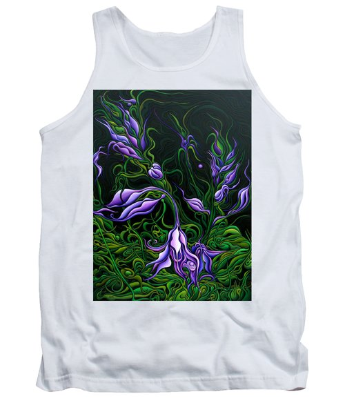 Flowers From The Failed Fiction Tank Top
