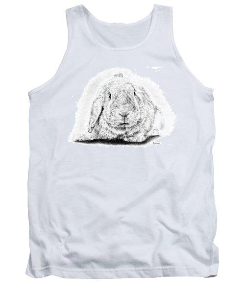 Fluffy Bunny Tank Top
