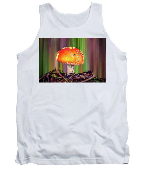 Fly Agaric #g7 Tank Top