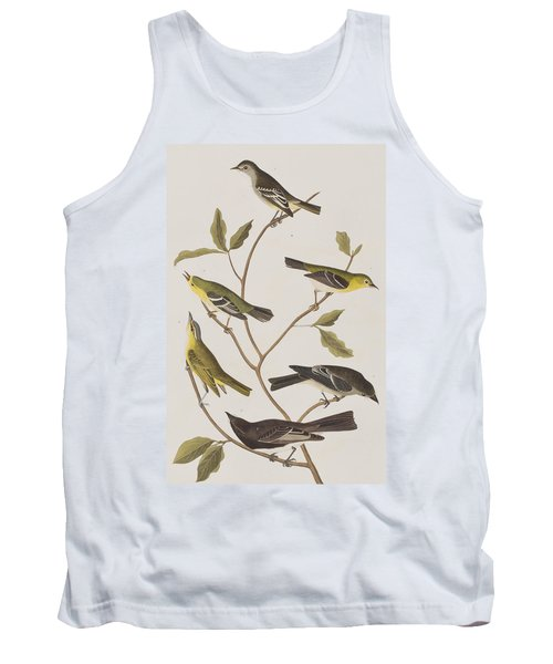 Fly Catchers Tank Top by John James Audubon