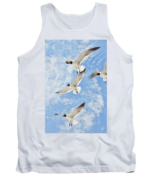 Flying High Tank Top by Jan Amiss Photography