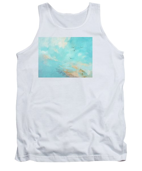Flying High Tank Top by Dina Dargo