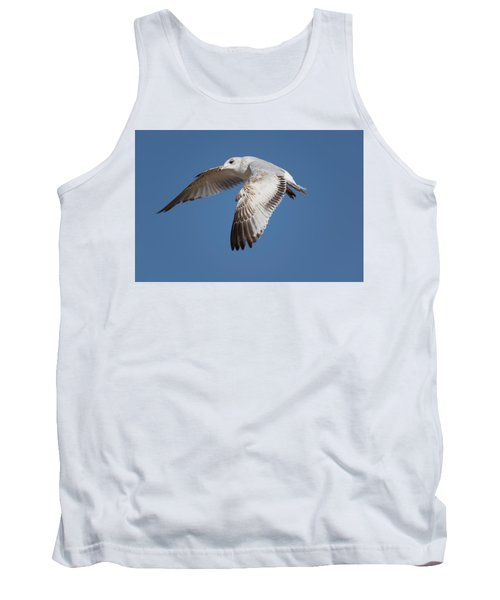 Flying Seagull Tank Top