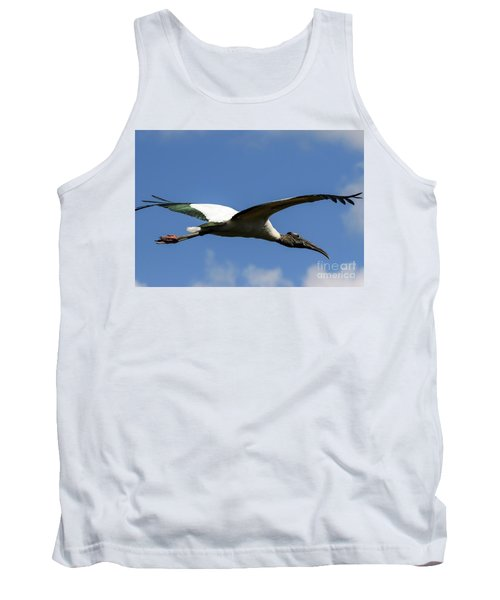 Flying Stork-no Baby Tank Top