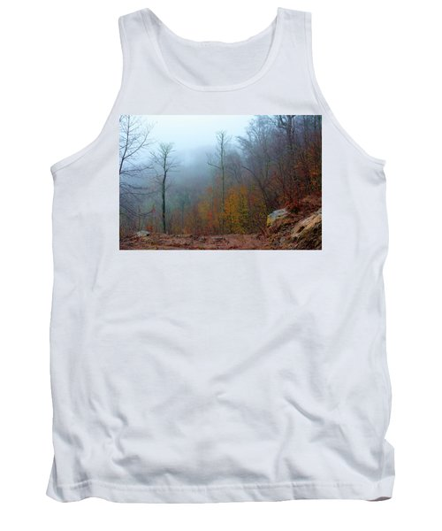 Foggy Nature Tank Top