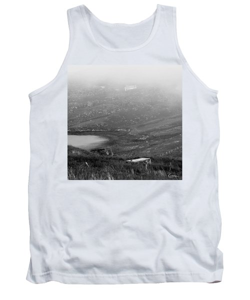 Foggy Scottish Morning Tank Top