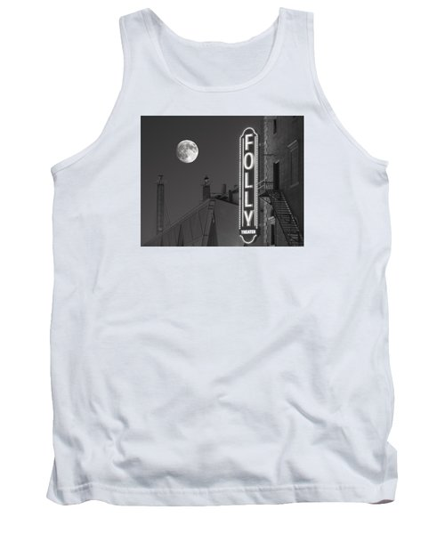 Folly Theatre Kansas City Tank Top by Don Spenner