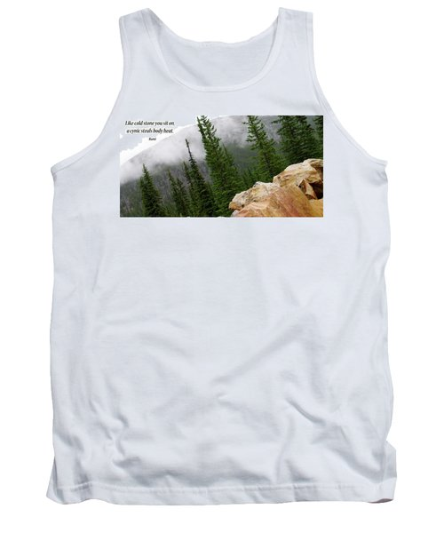 Food For Thought Tank Top