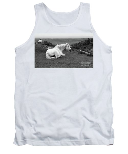 Fooggy Day Roundstone Tank Top