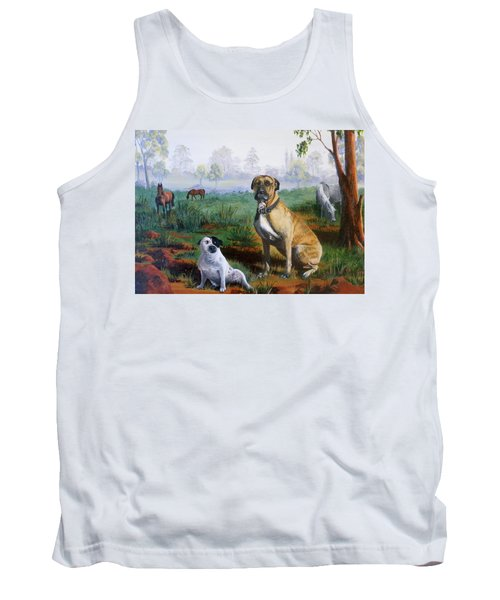 For Dayna Tank Top