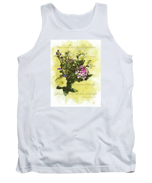 For Titania Tank Top