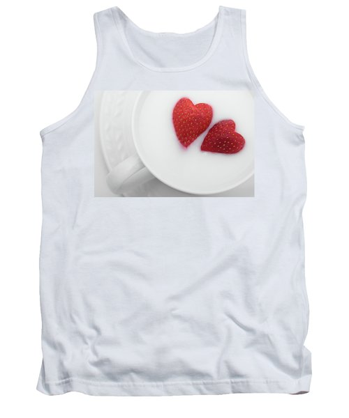 For Valentine's Day Tank Top