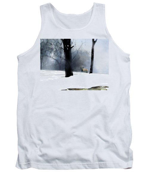 Foraging Grizzly Tank Top