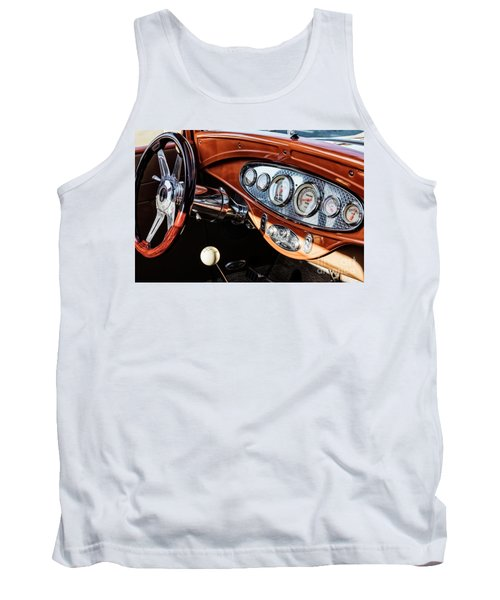 Tank Top featuring the photograph Ford Coupe IIi by Brad Allen Fine Art