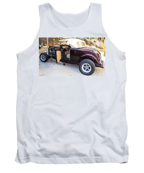 Ford Coupe Tank Top