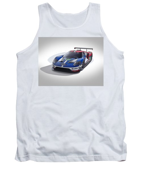 Ford Gt Tank Top