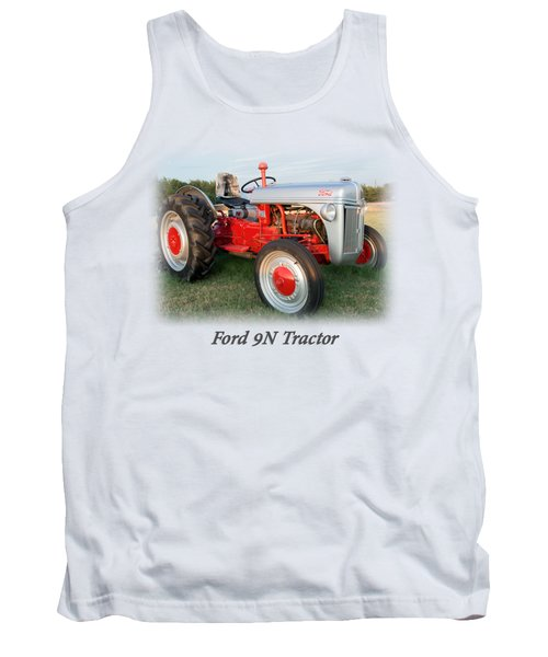 Ford  Tractor T Shirt  Tank Top