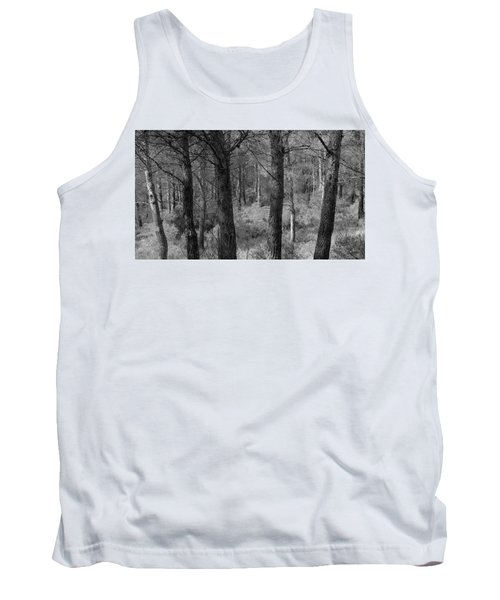 Forest Light Tank Top