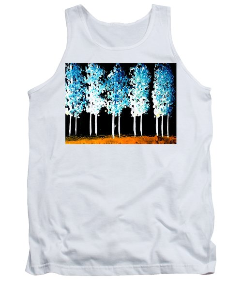 Forest Of Nightmares  Tank Top