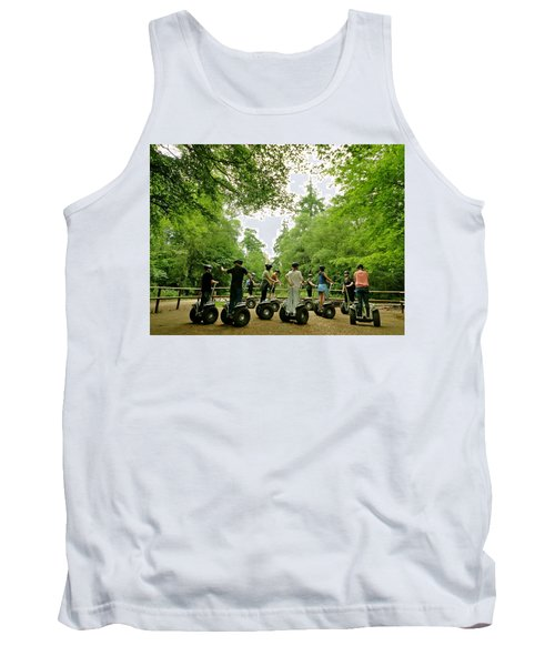 Forest Segway Tank Top