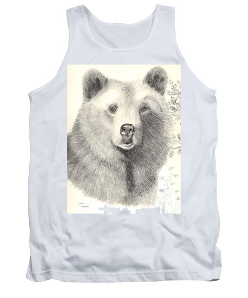 Forest Sentry Tank Top