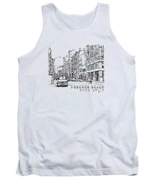 Forever Reign Tank Top