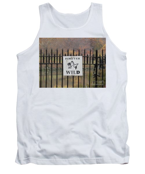 Forever Wild Tank Top