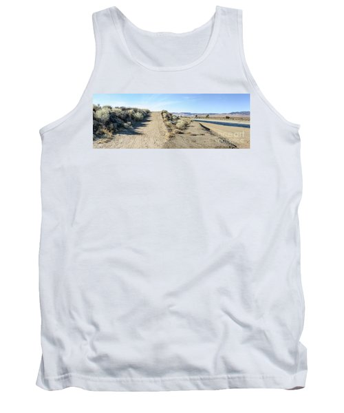 Fork In The Road Tank Top