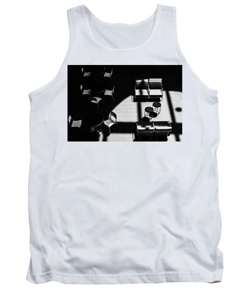 Tank Top featuring the photograph Formiture by Eric Lake