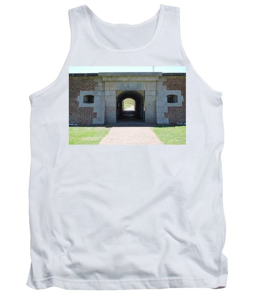 Fort Moultrie Tank Top
