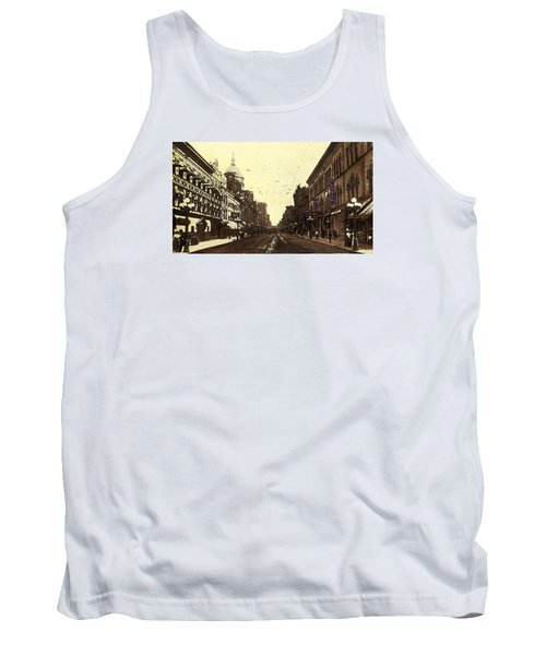 Fort Wayne Indiana 1913 Tank Top