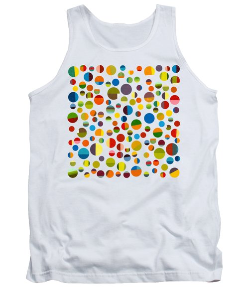 Found My Marbles 3.0 Tank Top by Michelle Calkins