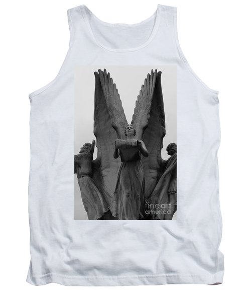 Four Angels Tank Top