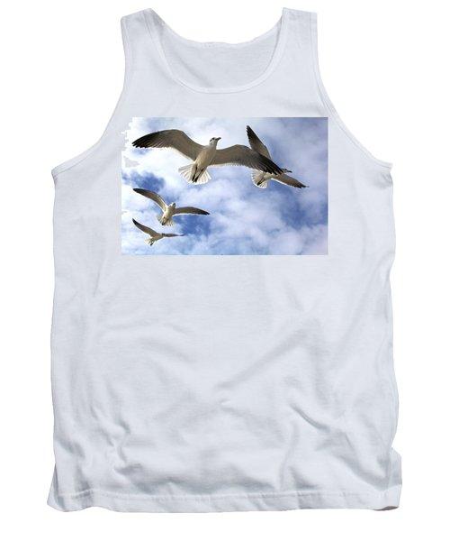 Four Gulls Tank Top
