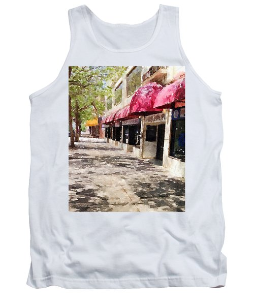 Fourth Avenue Tank Top