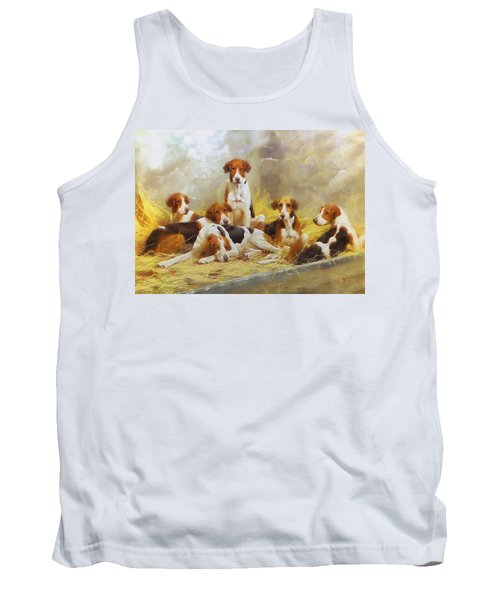 Fox Hounds Tank Top