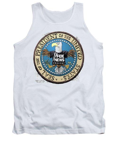 Fox News Presidential Seal Tank Top