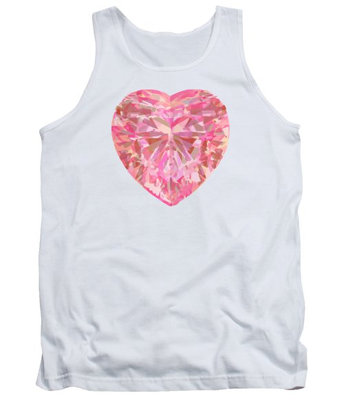 Fracked Heart Tank Top