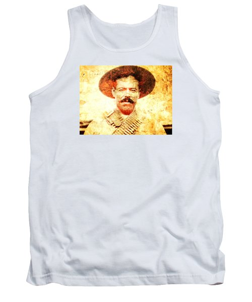 Francisco Villa Tank Top