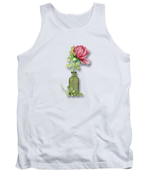 Frangrance In A Jar Tank Top