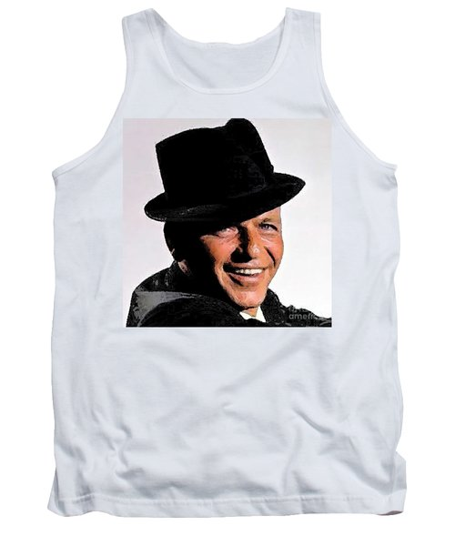 Frank Sinatra Tank Top