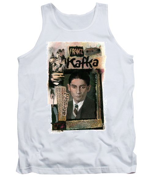 Franz Kafka Tank Top