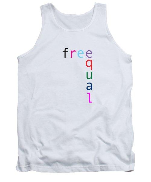 Free Equal Tank Top