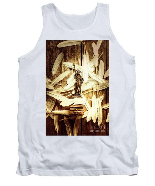 Freedom And Independence Tank Top