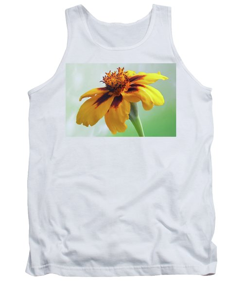 French Marigold Tank Top