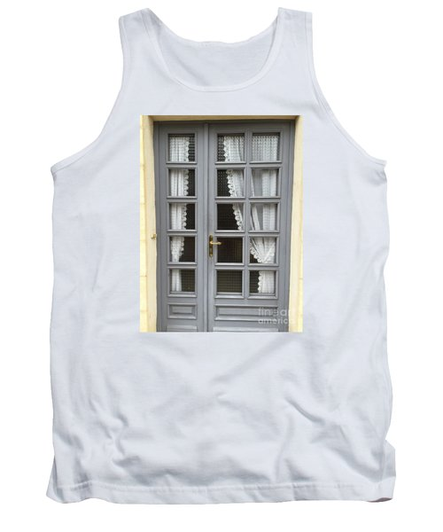 French Welcome Tank Top