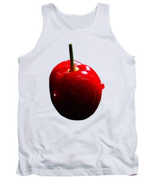 Fresh Cherry To Be Picked Tank Top