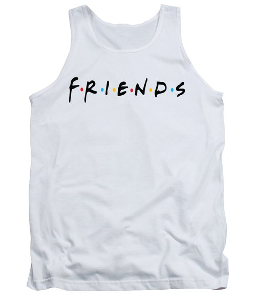 Friends Tank Top by Jaime Friedman