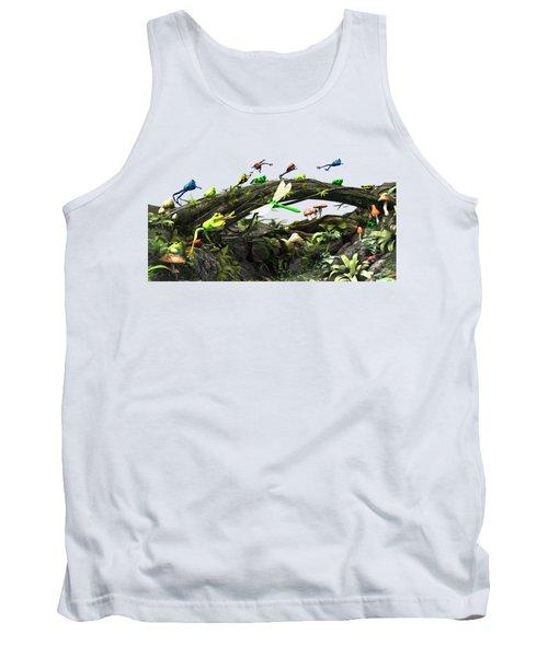 Frog Glen Tank Top